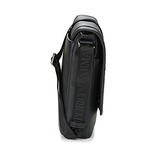 Bag Per Cm 28x21x6 Armani Spalla Nero L'uomo qw4pH7xn5