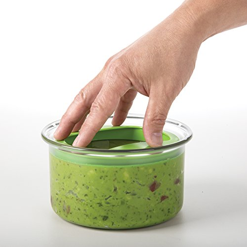 Prepworks by Progressive Fresh Guacamole ProKeeper, Keep Your Guacamole Fresh for Days, Air Tight Sealing Lid, Perfect for Serving by Progressive International (Image #3)