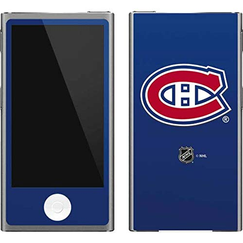 (Skinit NHL Montreal Canadiens iPod Nano (7th Gen&2012) Skin - Montreal Canadiens Solid Background Design - Ultra Thin, Lightweight Vinyl Decal Protection )