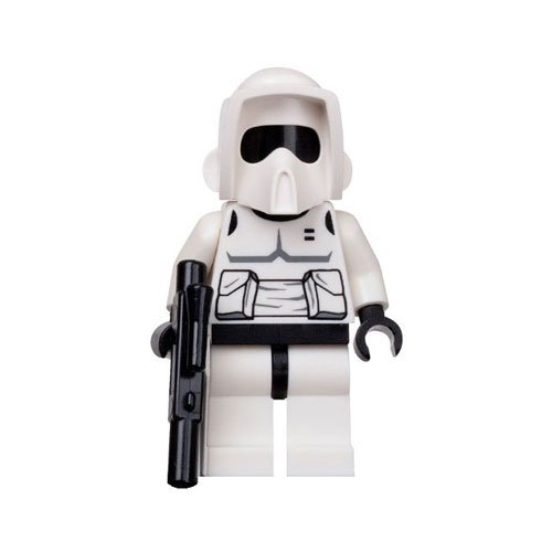 LEGO Star Wars LOOSE Mini Figure Scout Trooper with Blaster - Star Trooper Scout