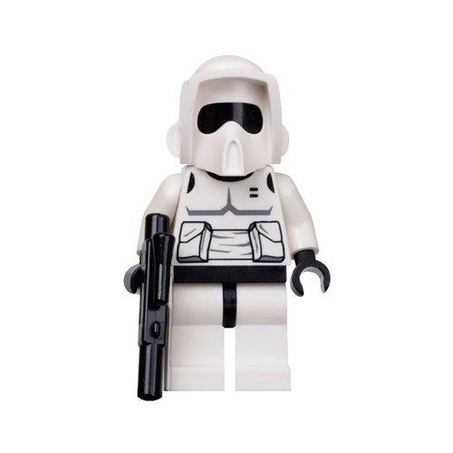 - LEGO Star Wars LOOSE Mini Figure Scout Trooper with Blaster Pistol