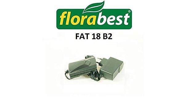 Cargador Fat 18 B2 Ian 95940 Lidl Flora Best batería cortabordes ...