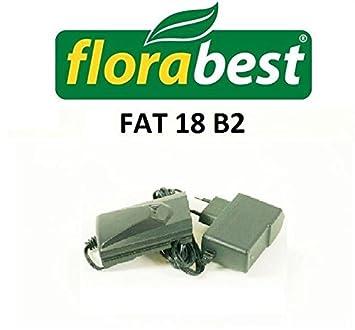 Cargador Fat 18 B2 Ian 95940 Lidl Flora Best batería ...