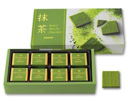 【ROYCE\u0027】ロイズ 抹茶 チョコレート [32枚入]] MACCHA CHOCOLATE /