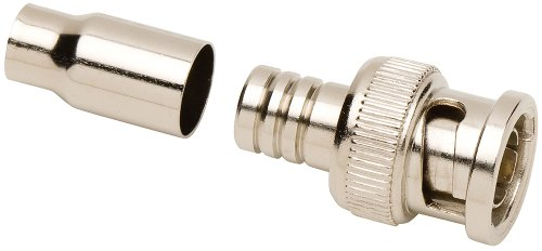 - Allen Tel GBNC-117B-75 75-Ohm BNC Male Coaxial Crimp Connector for RG-59/RG-62, 1-Pack