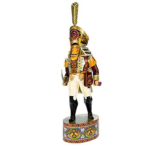 Kurt Adler Czar Treasures Wooden Nutcracker Soldier, 16-Inch