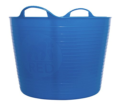 Tubtrugs 10 Large Tub, 10 gallon, Blue