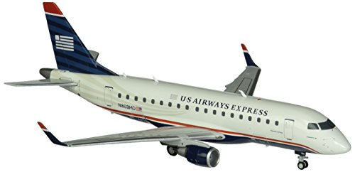 Gemini200 US Airways Express Final C/S ERJ-170 Airplane (1:200 Scale)