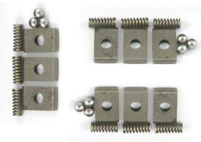 AMP Ford ZF S542 5 speed transmission synchronizer shift key kit Synchronizer Key