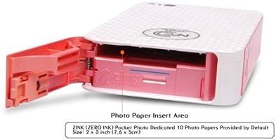 LG PD221 Popo Poket Photo Funda para Potable Mini Impresora ...