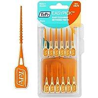 2 Pack x Tepe Easy Pick Interdental Brushes Orange Size XS/S Pack of 36