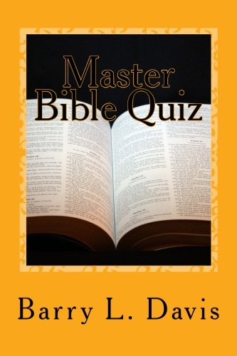 Master Bible Quiz: 1,500 Challenging Questions and Answers