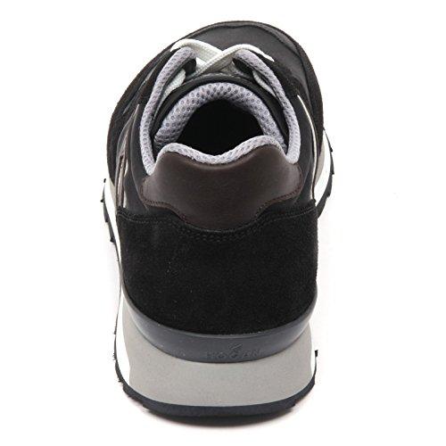R261 scarpa man sneaker uomo Nero REBEL B9850 HOGAN nero shoe TIwXv