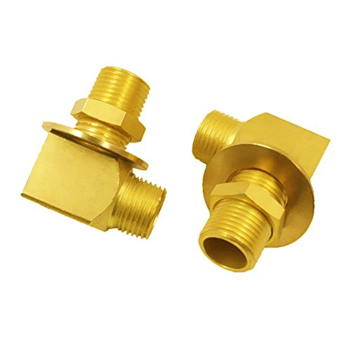 Sold in Pairs - For Brass B-0230-K Faucet Installation Kit, 1/2