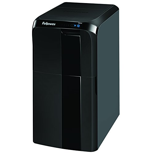 Check Out This Fellowes AutoMax 300C 300-Sheet Cross-Cut Auto Feed Shredder, for Hands-Free Shreddin...