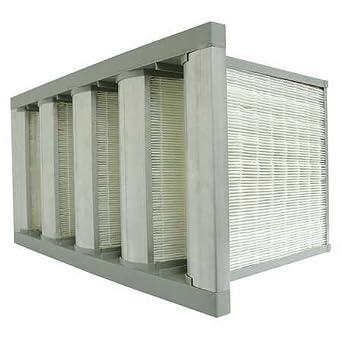 "V-Bank Air Filter w/ Gasket, 12x24x12"", MERV 15"