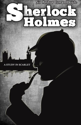 sherlock holmes and a study in scarlet pdf