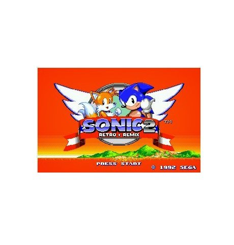 Amazon com: Taka Co 16 Bit Sega MD Game Sonic 2 16 bit MD Game Card