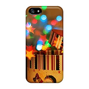 Iphone Covers Cases - Holidays Magic Present Protective Cases Compatibel With Iphone 5/5s
