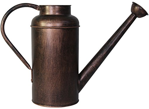 1 Gallon Watering Can Antique Milk Jug Style (Bronze)