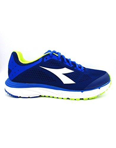 Diadora - Zapatillas de running para hombre azul turquesa