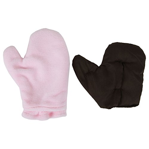 Trenton Gifts Pain Hot Cold Relieving Mittens | Microwavable and Freezable