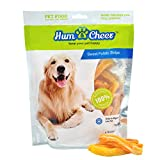 Cheap Hum & Cheer Sweet Potato Strips For Dog Training Chews, 1Lb