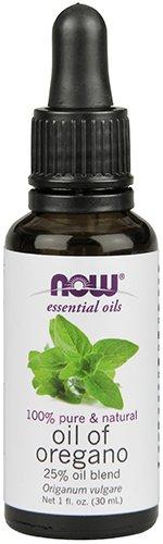 NOW Oil of Oregano Blend, 1-Ounce (1 Oz Oil Oregano)