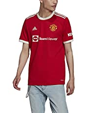 adidas Men's 2021-22 Manchester United Home Jersey