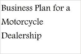 Custom motorcycle business plan