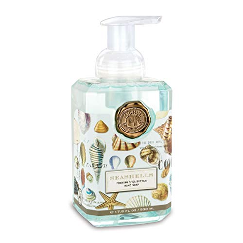 Michel Design Works Foaming Soap, Seashells