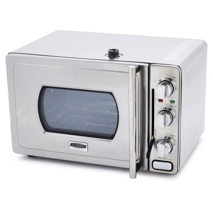 Sur La Table Wolfgang Puck Pressure Oven with Chrome Knobs WPROR1002SLT , 29''