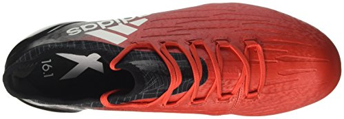 Adidas X 16.1 Sg, pour les Chaussures de Formation de Football Homme, Rouge (Rojo/Ftwbla/Negbas), 42 EU