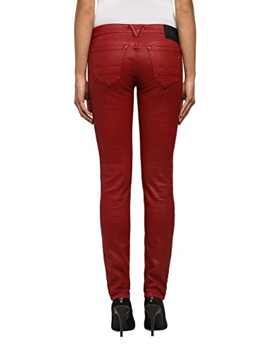 Brigidot Donna Skinny red 50 Jeans Rosso Replay tqdH7t