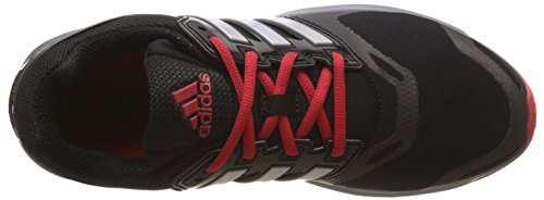 adidas Questar Boost TF M - Zapatillas de running unisex Negro / Plata / Rojo