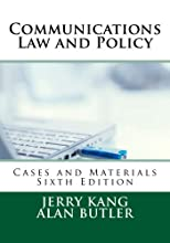 This teachable casebook provides an introduction to the law and policy of modern communications. The book is organized by analytic concepts instead of current industry lines, which are constantly made out-of-date by technological convergence....