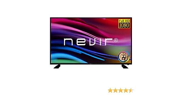 Nevir NVR-7702-40FHD2-N - TV: 204.97: Amazon.es: Electrónica