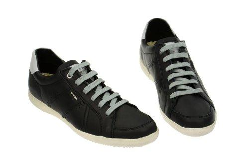 Cult U42f5a Scarpe Geox Stringate Schuhe Uomo nero Halbschuhe X In Schwarz Nero