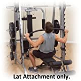 Body Solid GLA348QS Lat Attachment for Series 7 GS348 Smith