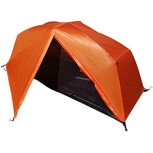 Paha Que Wilderness Bear Creek 200 2 Person Backpacking Tent (BurntOrange, 86 x 60 x 36-Inch)