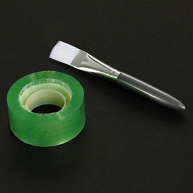 WEV 10pcs de verificaci/ón de huellas dactilares establecer juguetes de la novedad