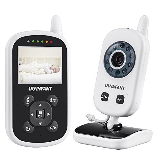 UU Infant Video Baby Monitor with Digital Camera UU24
