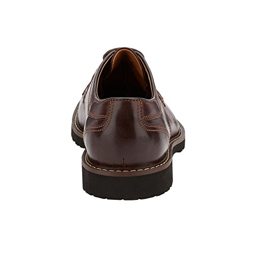 Baldwin Pianura Punta Scarpa Oxford Bordeaux Lace-up Degli Uomini Portuali
