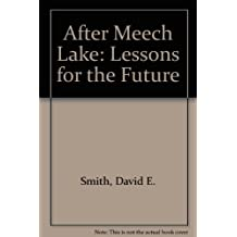 After Meech Lake: Lessons for the future