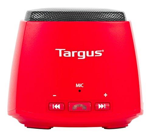 Targus Bluetooth Speaker Microphone TA 22MBSP red