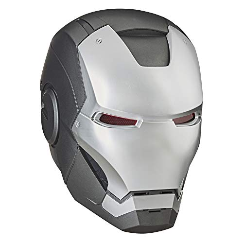 Avengers Hasbro Marvel Legends Series War Machine Roleplay Premium Collector Electronic Helmet with LED Light FX