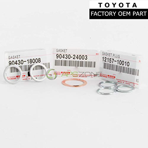 GENUINE TOYOTA GASKET KIT FOR TRANSFER AND DIFFERENTIAL SERVICE