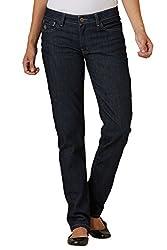 Fair Indigo Fair Trade Slim Leg Jeans (6, Indigo)