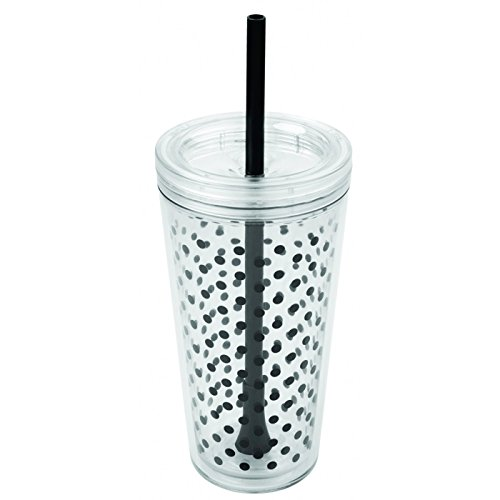 copco-2510-0432-minimus-tumbler-with-straw-24-ounce-black-dots