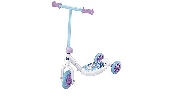 Elisa Frozen Disney - Patinete con 3 ruedas: Amazon.es ...